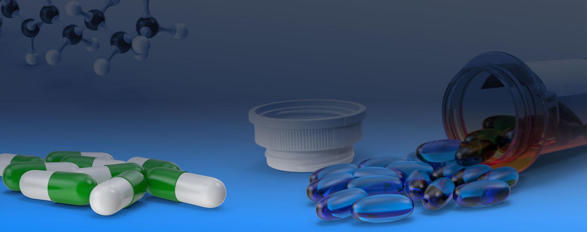 Фармацевтическая, парфармацевтическая продукция и бытовая химия
