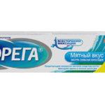 Корега крем для фиксации зубных протезов оптовые поставки